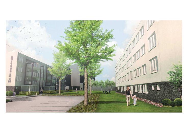 Renovatie Badkamer Assen : Assen renovatie dotterbloemstraat rottinghuis